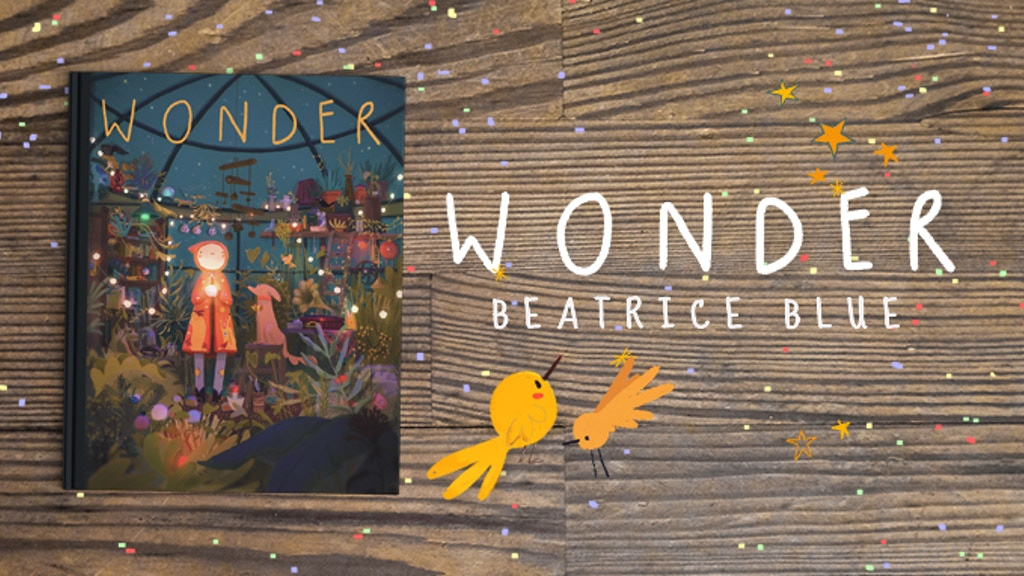 Wonder: The Art and Practice of Beatrice Blue project video thumbnail
