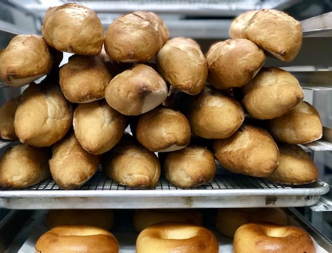 Sourdough French Baguettes