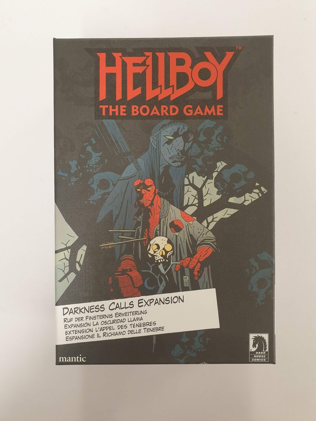 Darkness Calls box