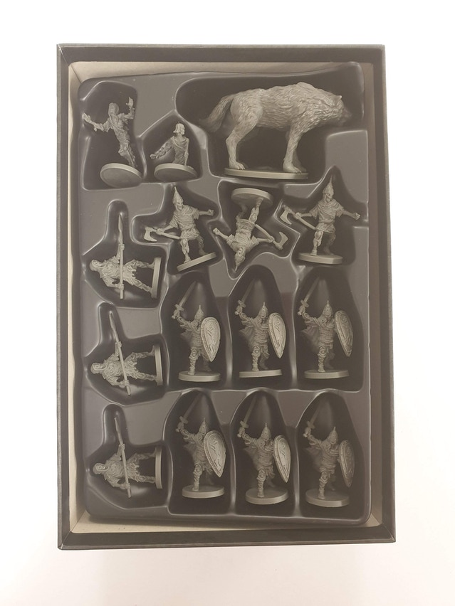 Darkness Calls Miniatures Tray One