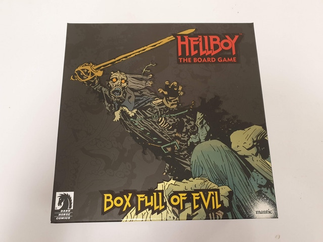 Box Full of Evil box