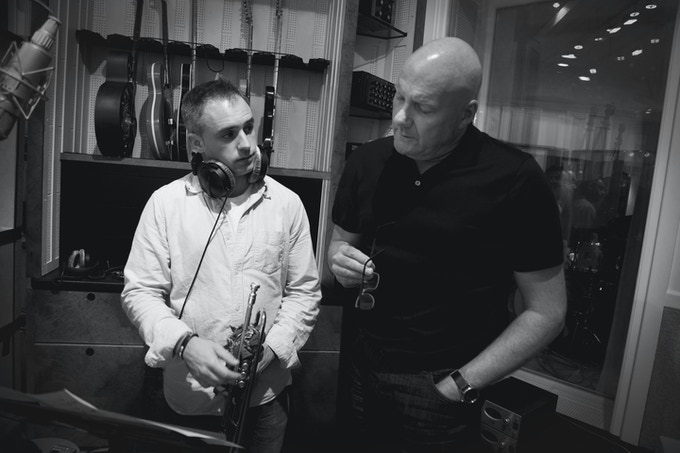 Creator/Director Matt Gough and Producer Andy Bush