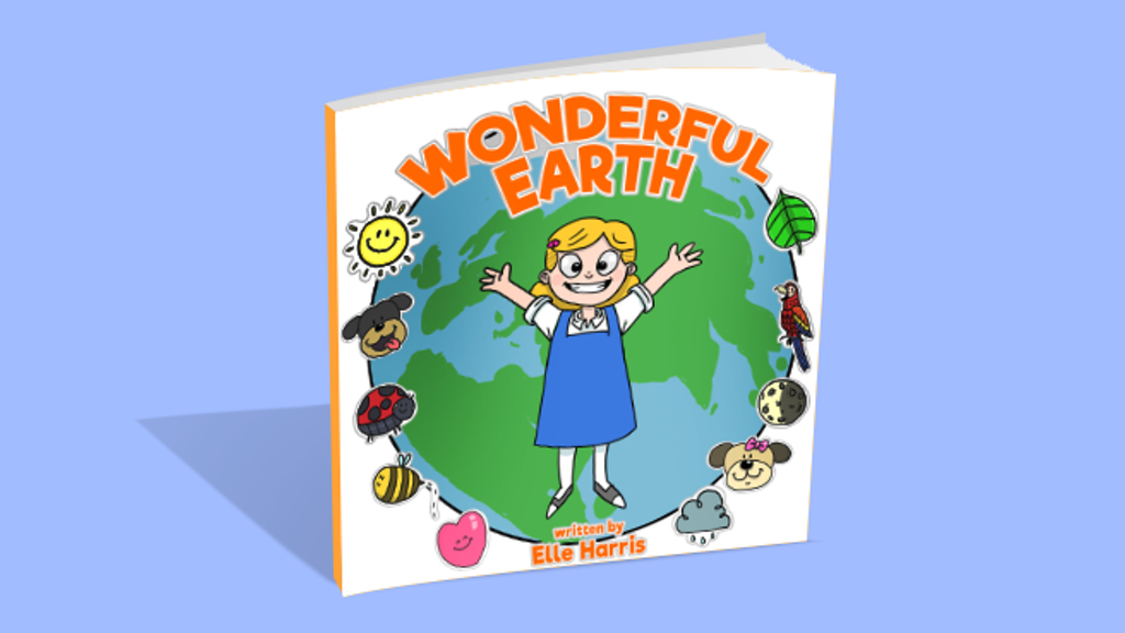 Wonderful Earth: An inspiring children's book project video thumbnail