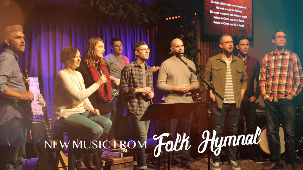 Tim Briggs and Folk Hymnal are making some new music project video thumbnail