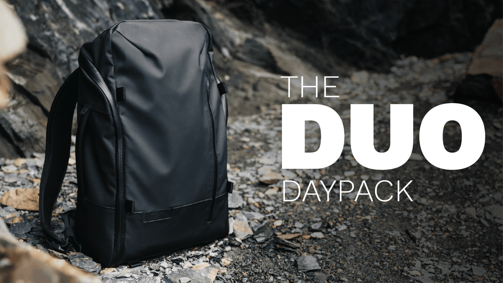 The DUO Daypack | Daily Carry Elevated project video thumbnail