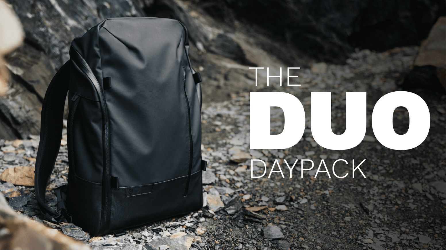 A dawn-to-dusk daypack for commuters, creators, photographers, and travelers looking to elevate the way they carry their daily gear.