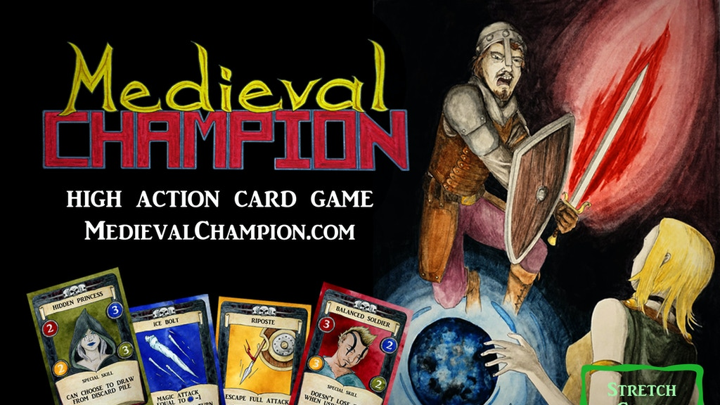 Medieval Champion project video thumbnail