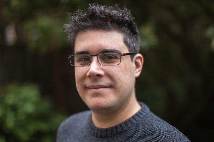 Director and VFX Supervisor Hugo Guerra