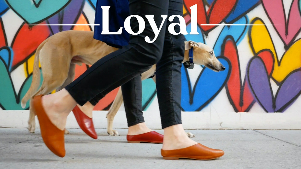 Loyal Footwear: Comfy Vegan Shoes Made by Hand in the USA project video thumbnail