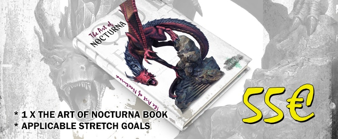 THE ART OF NOCTURNA BOOK PLEDGE