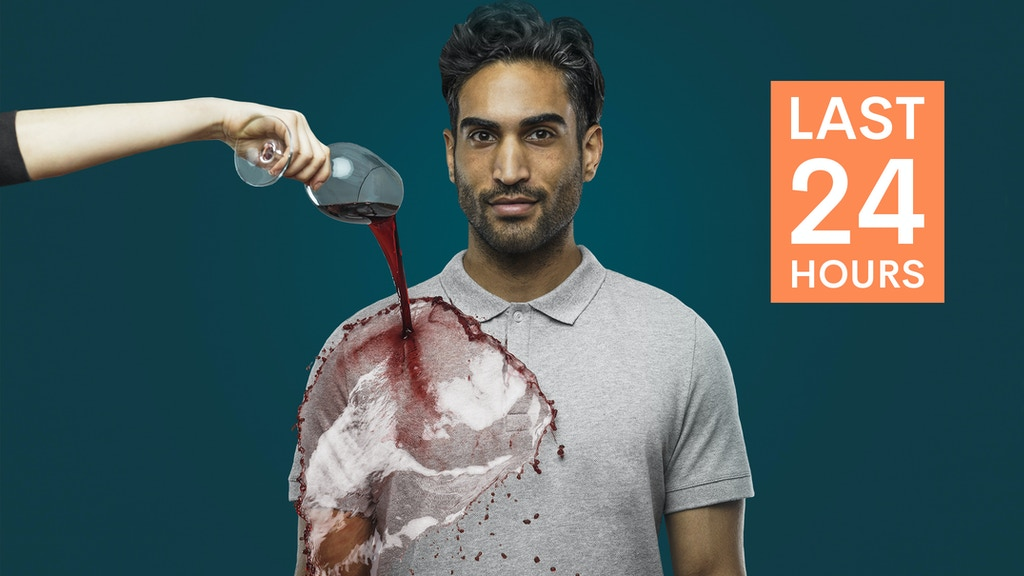 LABFRESH   Most Advanced Stain & Odour repellent Polo project video thumbnail