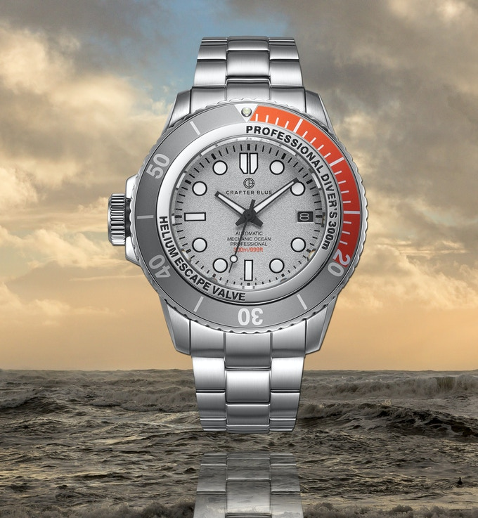 Mechanic Ocean MOSS008.O.RB