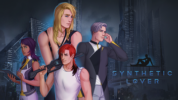 Synthetic Lover: Sci-Fi BL / Yaoi / Gay Visual Novel