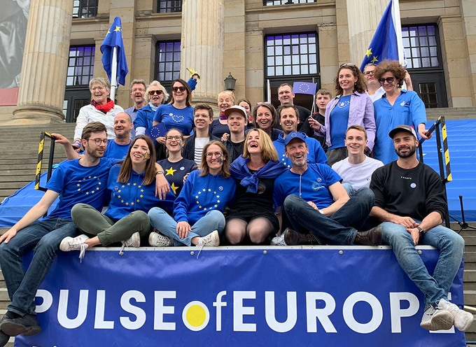 Pulse of Europe - Team Berlin