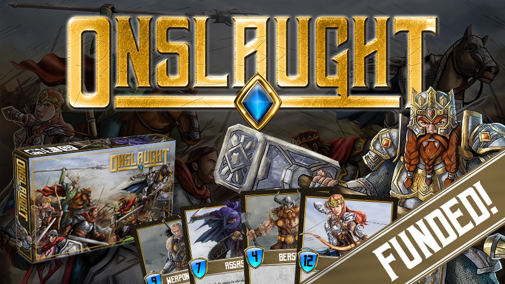 Onslaught! project video thumbnail