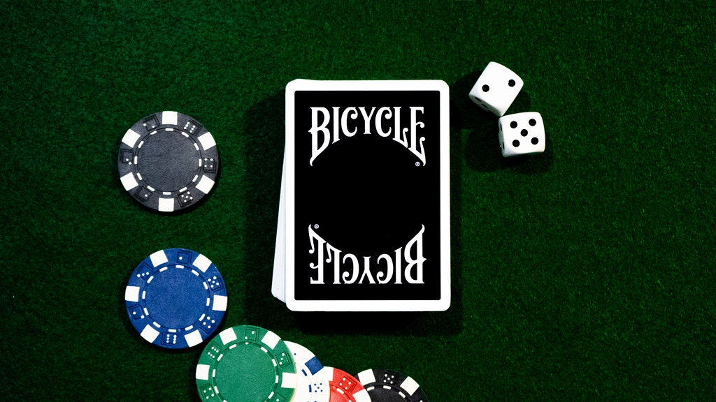 Bicycle Insignia Back Playing Cards project video thumbnail
