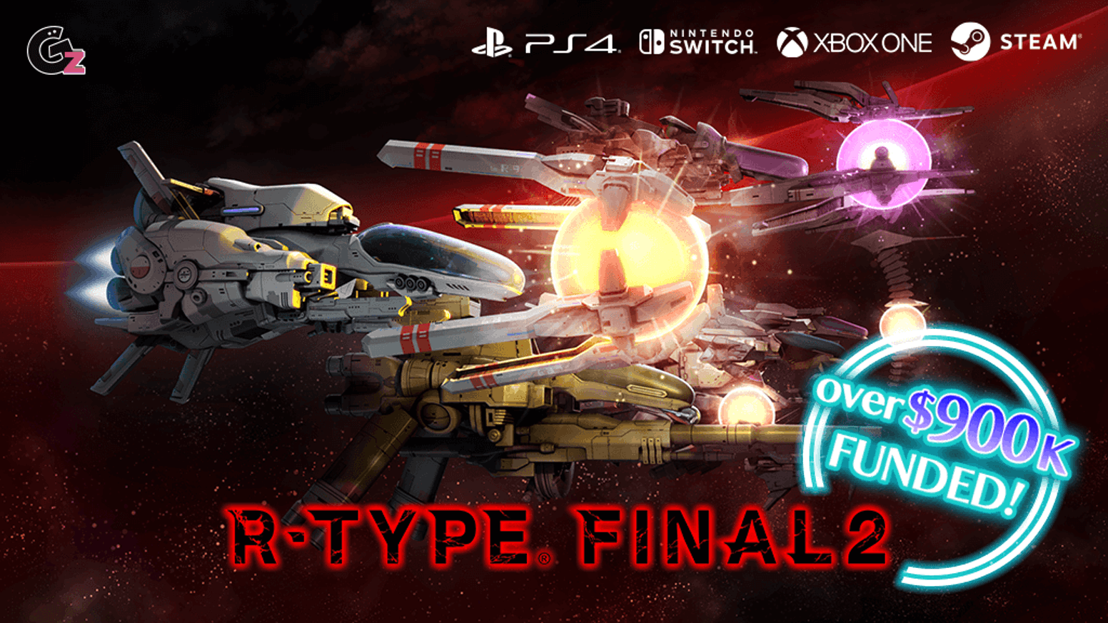 R-Type Final 2, Aiming for a Brand-New, the Best Shmup Ever by