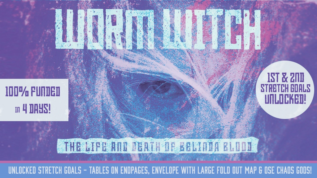 Worm Witch: The Life and Death of Belinda Blood project video thumbnail