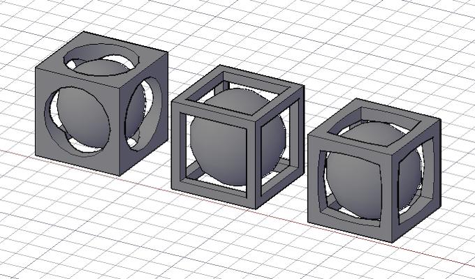 Development of the O Cube