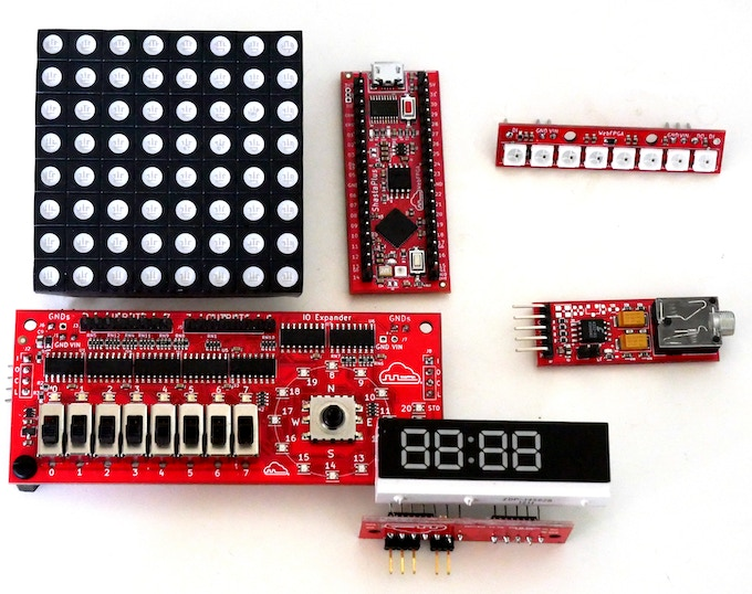 WebFPGA: Rapid FPGA Development System by Ryan Jacobs — Kickstarter