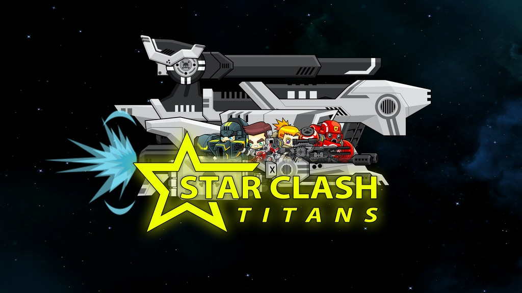 Project image for Star Clash Titans (Canceled)