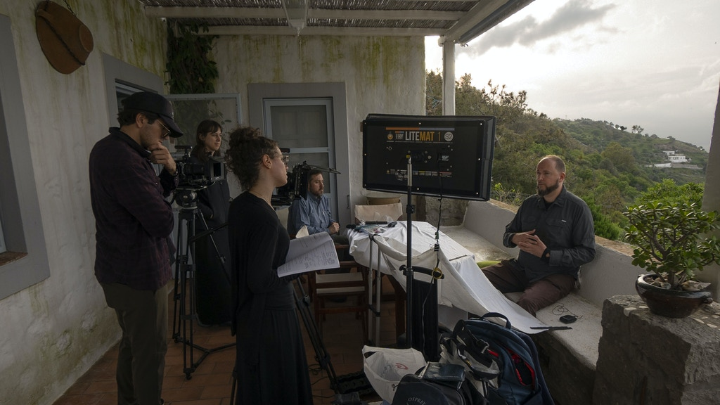 The Patmos Film: Post-Production project video thumbnail