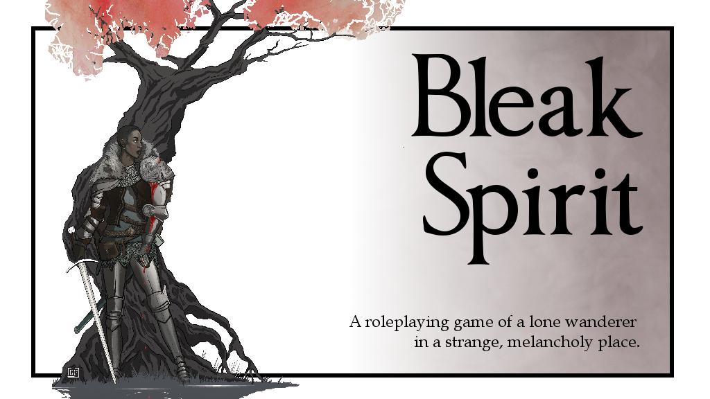 Bleak Spirit project video thumbnail