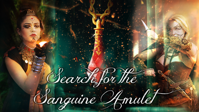 Dungeons Amp Dancers An Epic Belly Dance Adventure By The