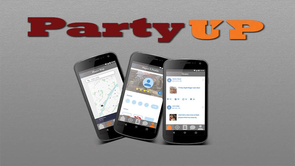 Project image for Party Up
