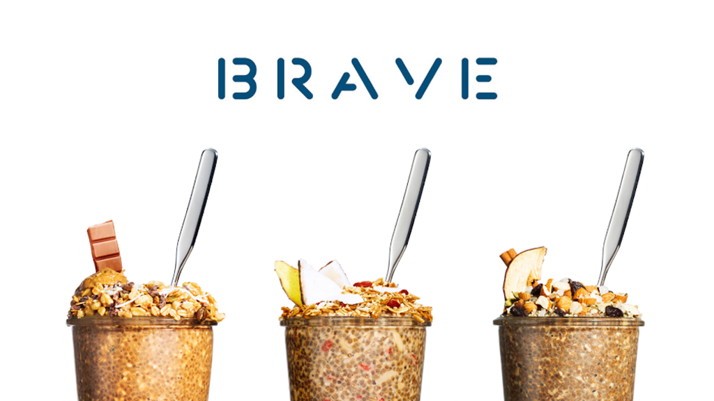 Brave - A Modern Breakfast For Busy Humans project video thumbnail