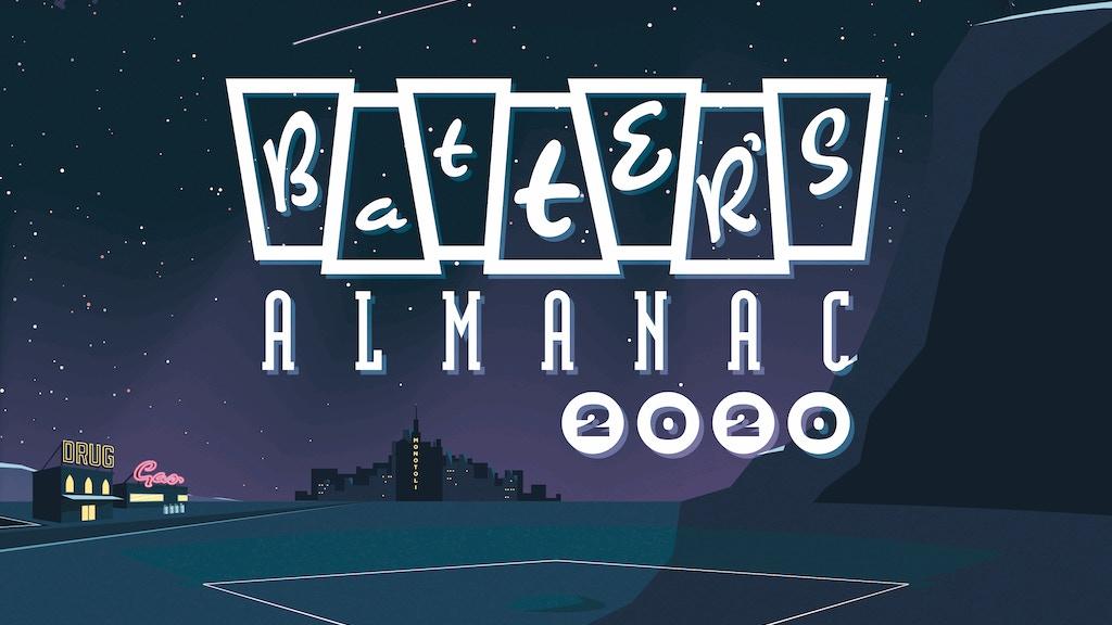 Batter's Almanac 2020 Calendar - BREAK KICKSTARTER project video thumbnail
