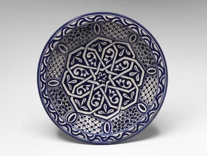 Blue Plate/Fez