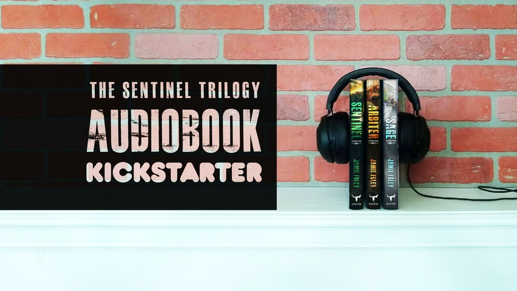 The Sentinel Trilogy Audiobooks project video thumbnail
