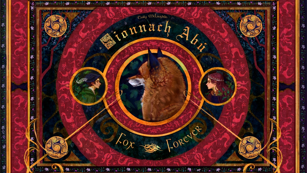 Sionnach Abú: Fox Forever project video thumbnail