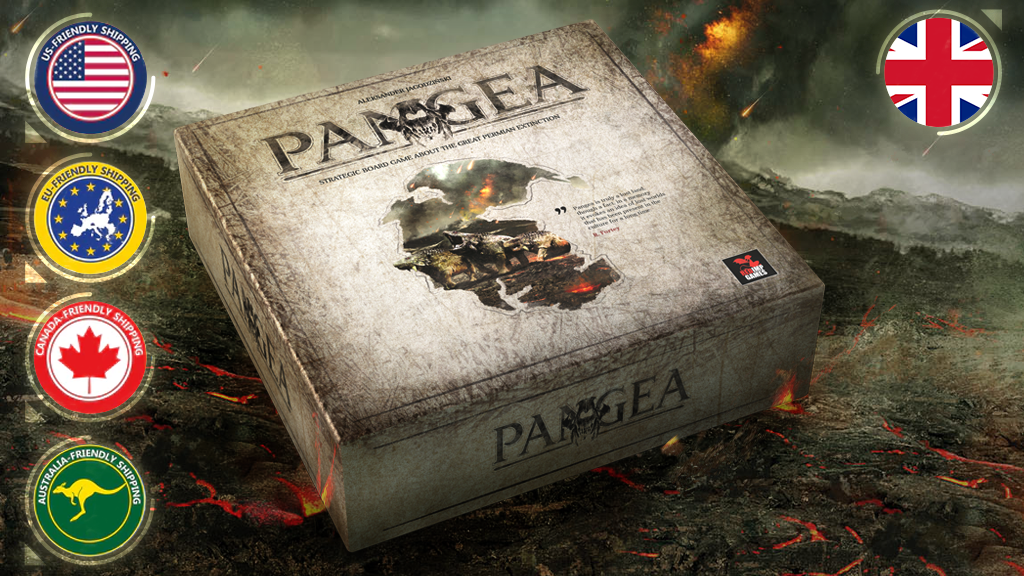 PANGEA project video thumbnail