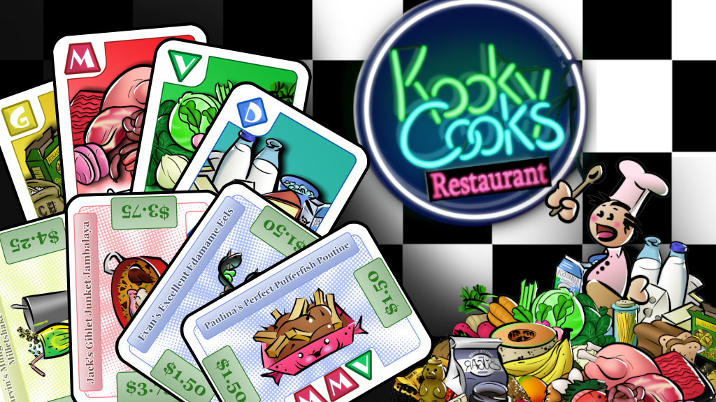 Kooky Cooks project video thumbnail