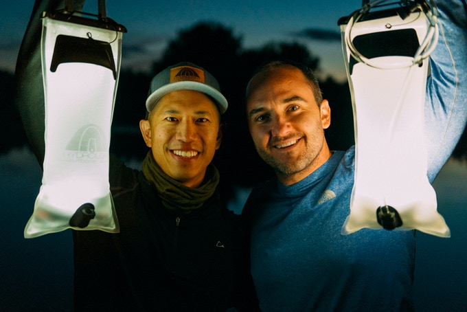Founder, Franklin Ng and Co-Founder, Brian Mielcarek