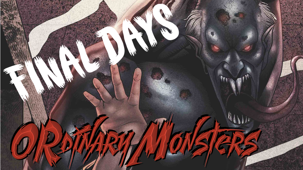 Ordinary Monsters: A 2-in-1 Horror Novella project video thumbnail