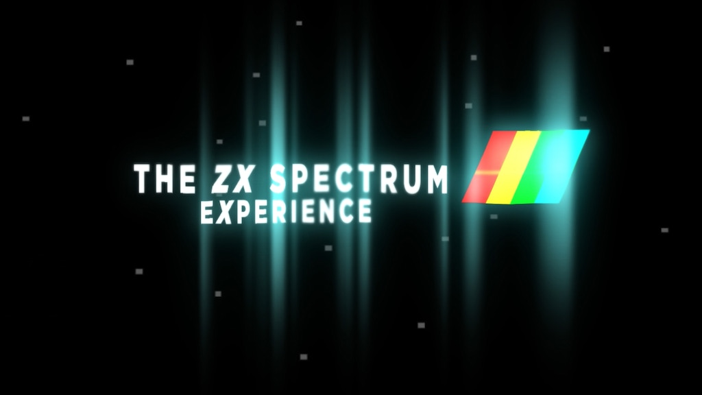 The ZX Spectrum Experience project video thumbnail