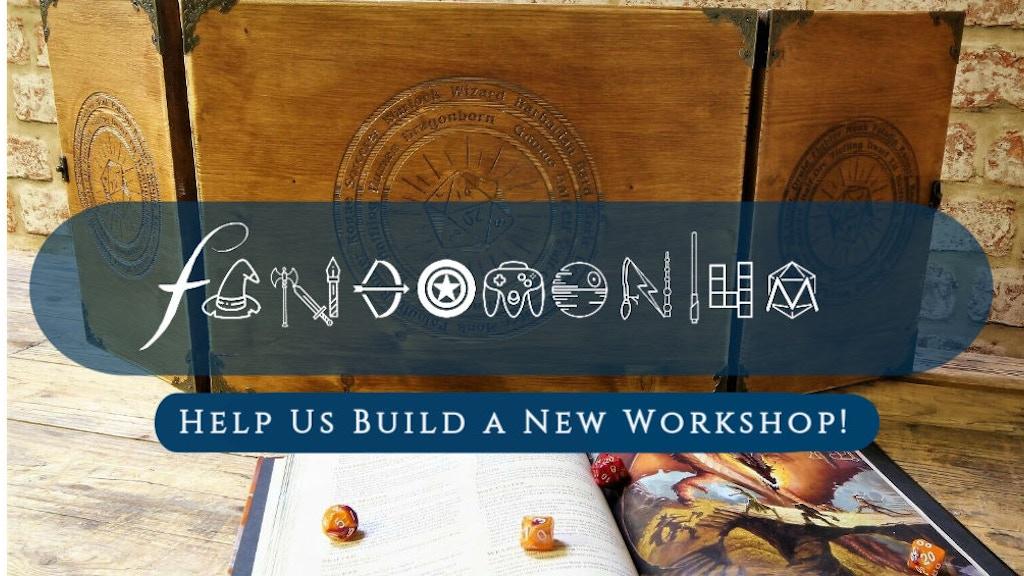 Project image for The Fandomonium Workshop
