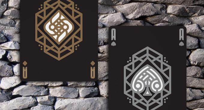 Ace of Diamonds & Ace of Spades
