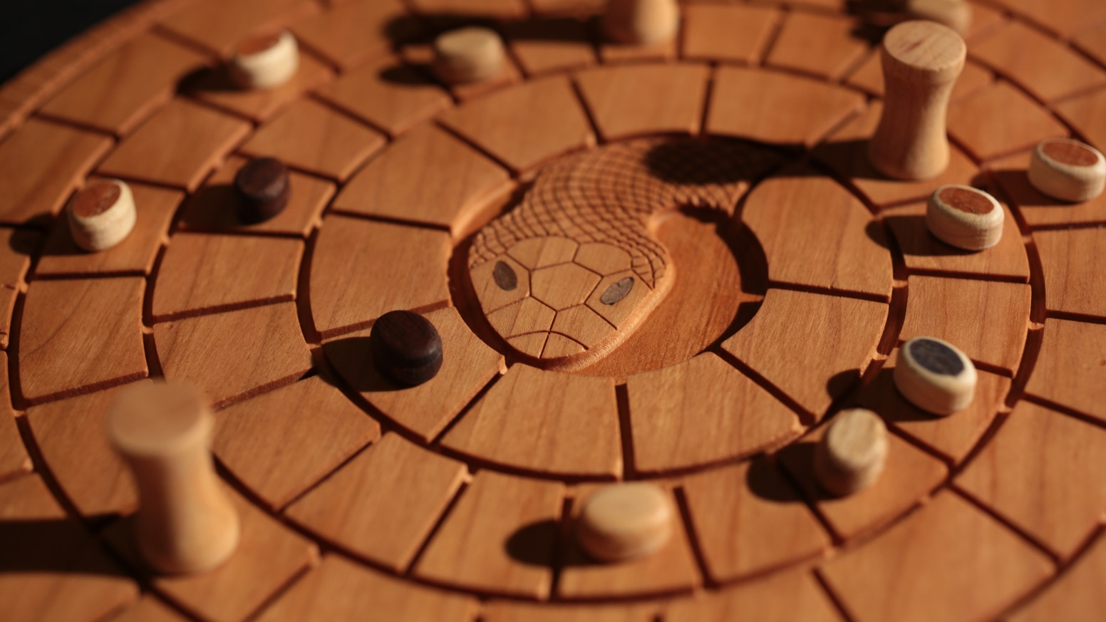 A 5,000 year old board game, brought back to life as a handcrafted collector's item