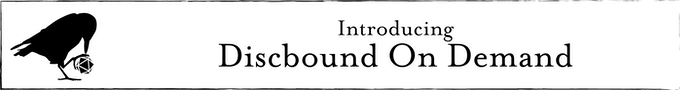 Section Header - Introducing Discbound On Demand