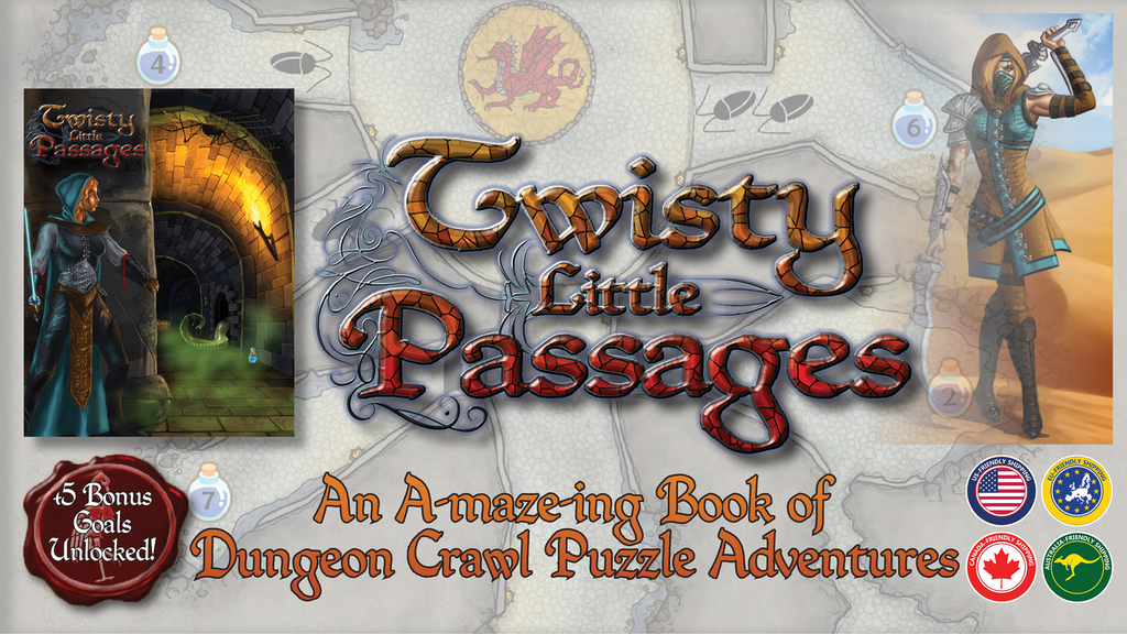 Twisty Little Passages project video thumbnail