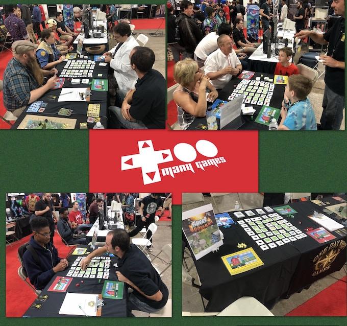 Too Many Games - Oaks, PA - 2018