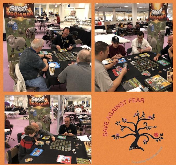 Save Against Fear - Harrisburg, PA - 2018