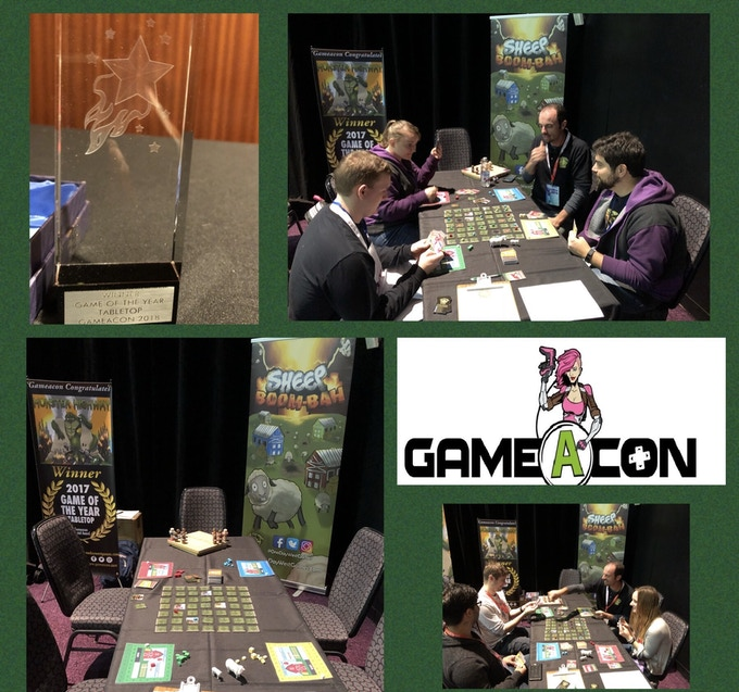 Gameacon - Atlantic City, NJ - 2018