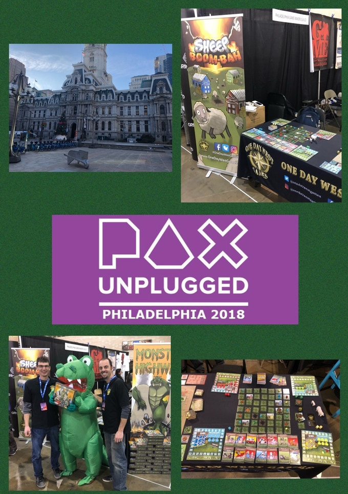 PAX Unplugged - Philadelphia, PA - 2018