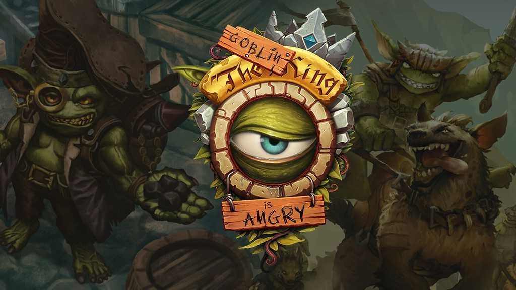 The Goblin King is Angry project video thumbnail