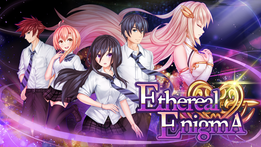 Ethereal Enigma - Visual Novel Game project video thumbnail